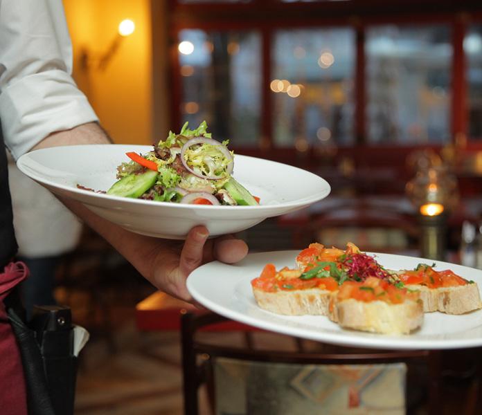 Service Restaurants